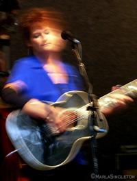 Amy Gallatin by Maria Singleton